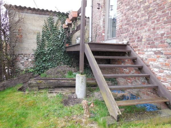 Conseils Pour Réaliser Une Terrasse En Composite Sur Pilotis - Realiser une terrasse en bois sur pilotis