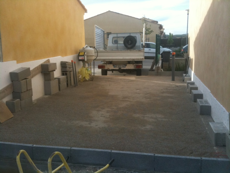 Construire Un Garage   Messages