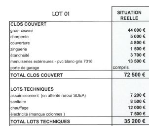 Contrat de maitrise d 39 oeuvre r solu 7 messages for Contrat maitrise d oeuvre