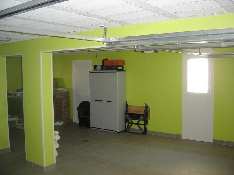 couleur murs garage 22 messages page 2. Black Bedroom Furniture Sets. Home Design Ideas