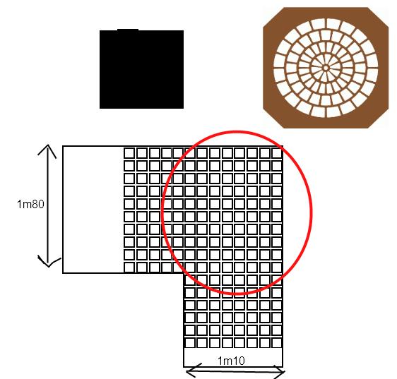 cr ation d 39 une all e b ton pav 6 messages. Black Bedroom Furniture Sets. Home Design Ideas