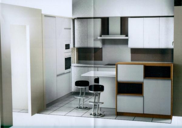 trendy on rebascule les armoires face la fentre avec la porte de cellier en faade duarmoire. Black Bedroom Furniture Sets. Home Design Ideas