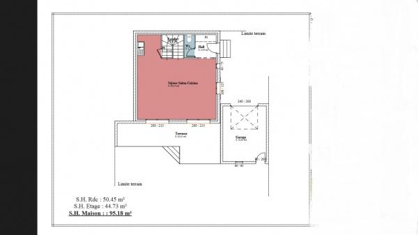 cuisine sans fenetre ouverte sur salon 6 messages. Black Bedroom Furniture Sets. Home Design Ideas