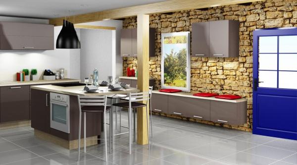 Cuisine dans longere en renovation en 56 10 messages for Renovation longere