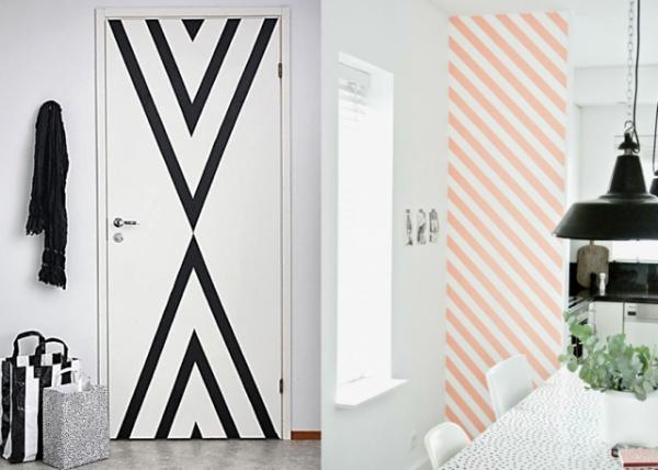 customiser une porte int rieure 6 messages. Black Bedroom Furniture Sets. Home Design Ideas