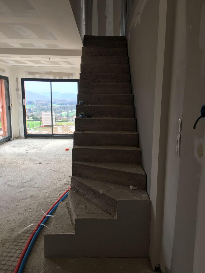 Largeur D Une Marche D Escalier norme largeur des marches d un escalier béton. [résolu] - 38
