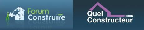 Baromètre ForumConstruire.com - QuelConstructeur.com - 4ème trimestre 2019