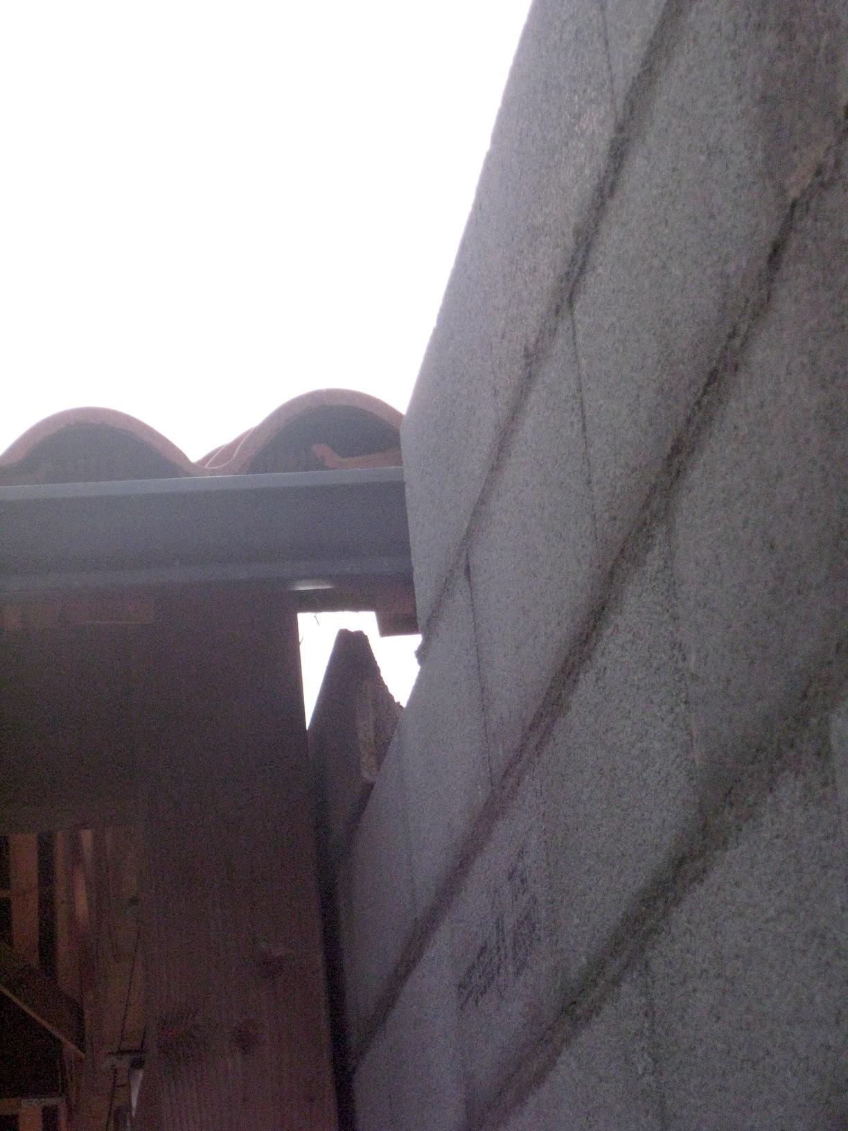 D bord de pignon du voisin en limite s parative 17 messages - Mur privatif en limite de propriete ...