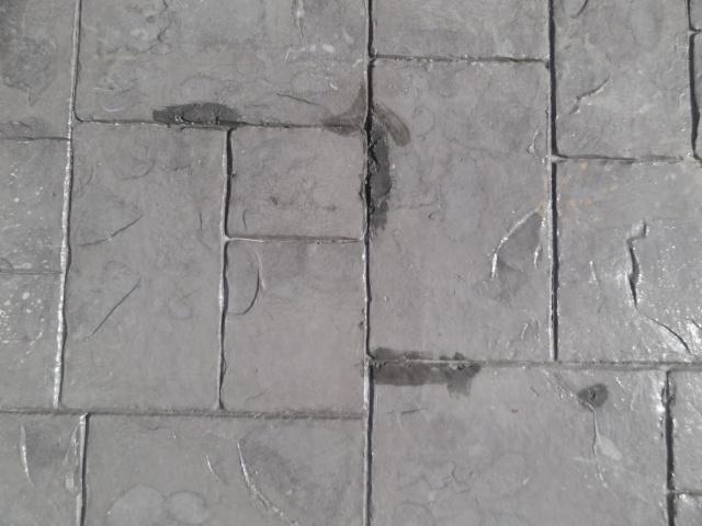 D fauts esth tique sur b ton imprim 20 messages - Dalle beton prix au m2 ...