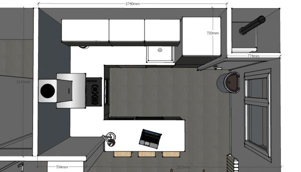 Meuble cuisine evier integre meuble sousvier meuble for Evier petite cuisine