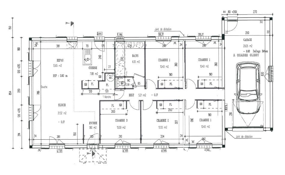 Demande aide pour plans 42 messages page 2 for Aide construction maison