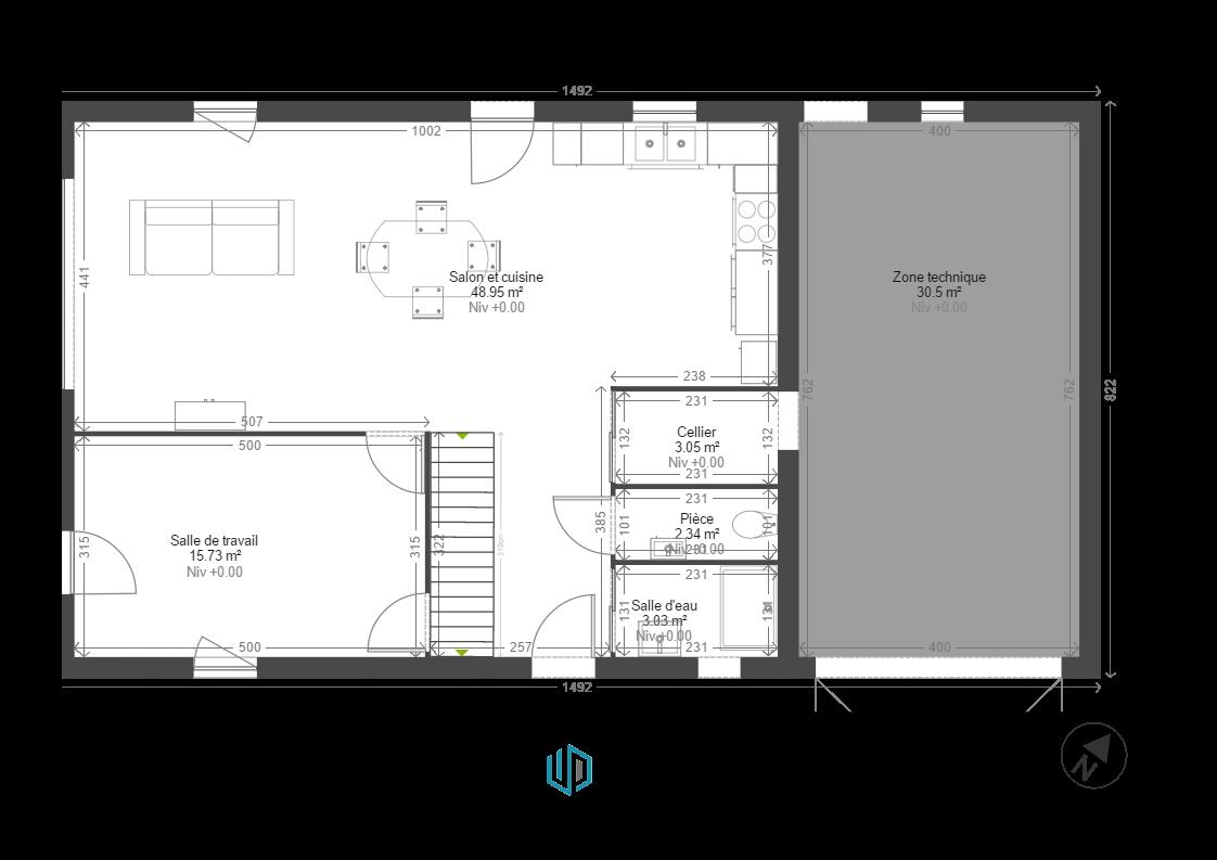 Demande avis pour une maison r 1 de 140 m2 avec garage for Garage des paluds avis