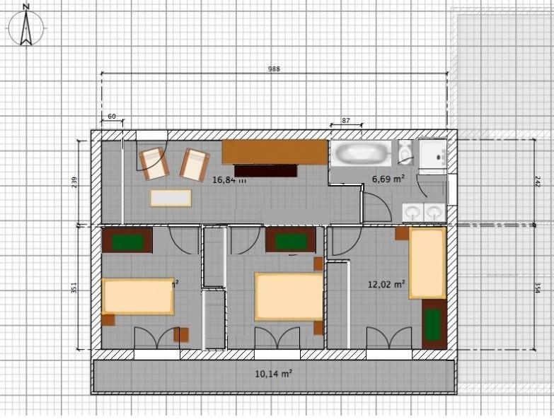 Plan Maison 160m2 Etage - Ventana Blog