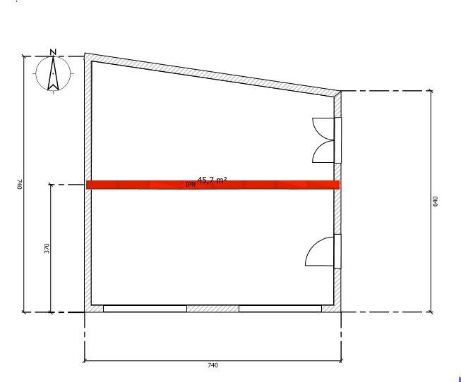 dimensionnement poutre heb toit garage en plancher collaborant 7 messages. Black Bedroom Furniture Sets. Home Design Ideas