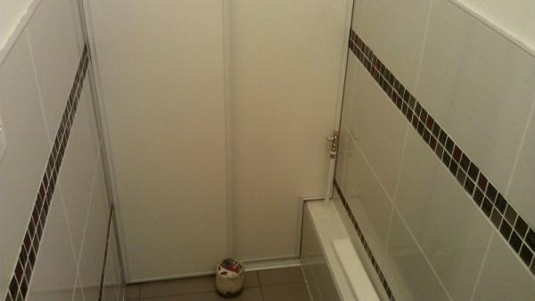 Distance entre évacuation WC au sol et le mur arrière - 20 messages
