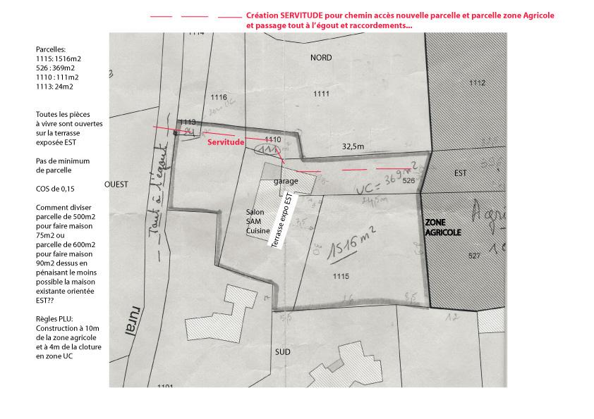 division de terrain contruction 15 messages. Black Bedroom Furniture Sets. Home Design Ideas