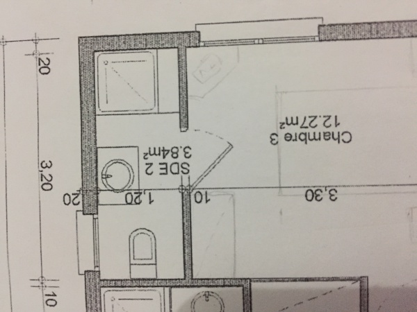 douche wc lave linge lavabo dans de 4m2 une folie 8 messages. Black Bedroom Furniture Sets. Home Design Ideas