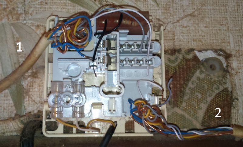 Prise telephone branchement prise telephone branchement - Schema branchement prise telephone ...