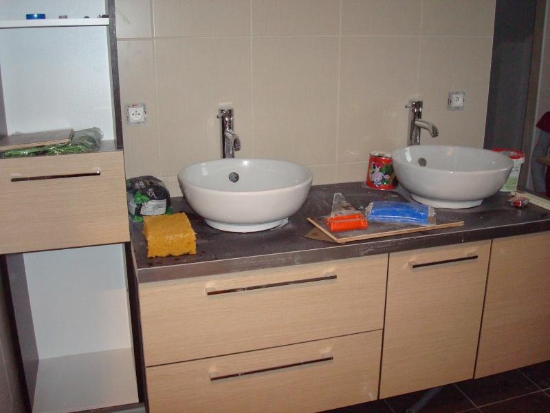 meuble de salle de bain avec plan de travail plan de travail de salle de bain plan de travail. Black Bedroom Furniture Sets. Home Design Ideas