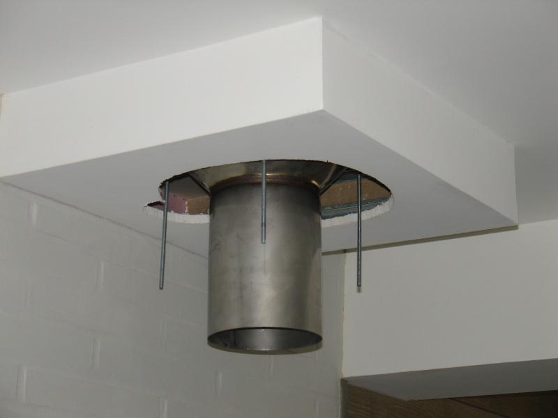 Po le bois hase bari val d oise for Finition plafond poele a bois