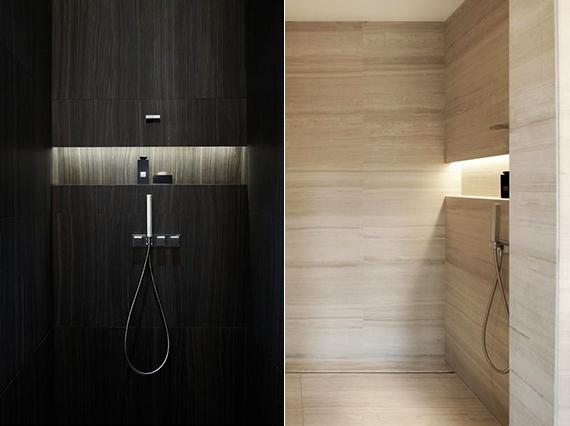 Eclairage d\'une niche de la douche - 6 messages
