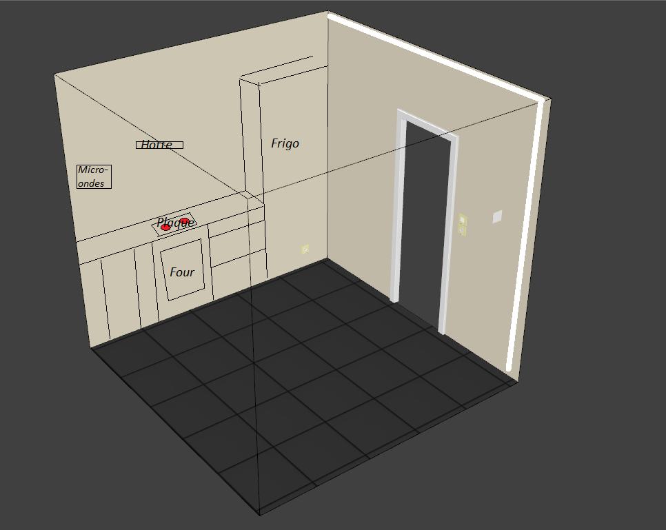 electricit dans cuisine r novation 6 messages. Black Bedroom Furniture Sets. Home Design Ideas