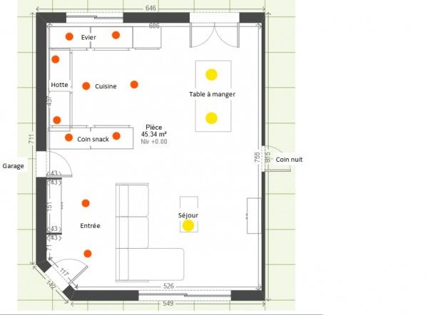 emplacement spots 5 messages. Black Bedroom Furniture Sets. Home Design Ideas