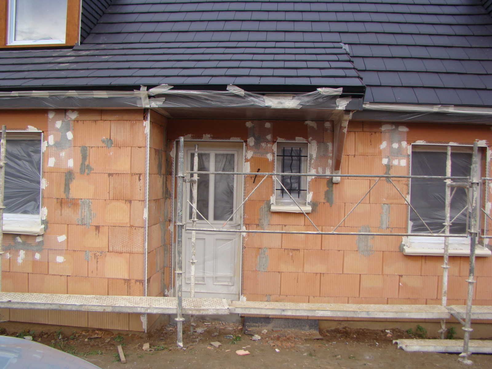 enduit ext rieur reception jeudi sans r serves montigny en gohelle pas de calais. Black Bedroom Furniture Sets. Home Design Ideas