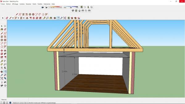 etancheite l 39 air en plafond rt2012 vide technique 16 messages. Black Bedroom Furniture Sets. Home Design Ideas