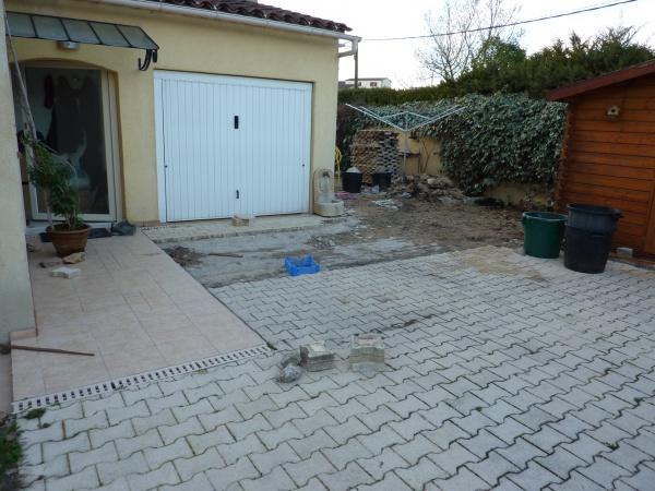 Tanch it des sous bassements 8 messages for Etancheite terrasse sur garage