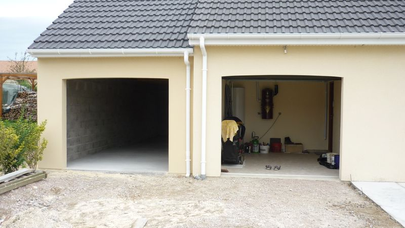 Extension pose ipn entre 2 murs 33 messages for Construire un garage attenant a la maison