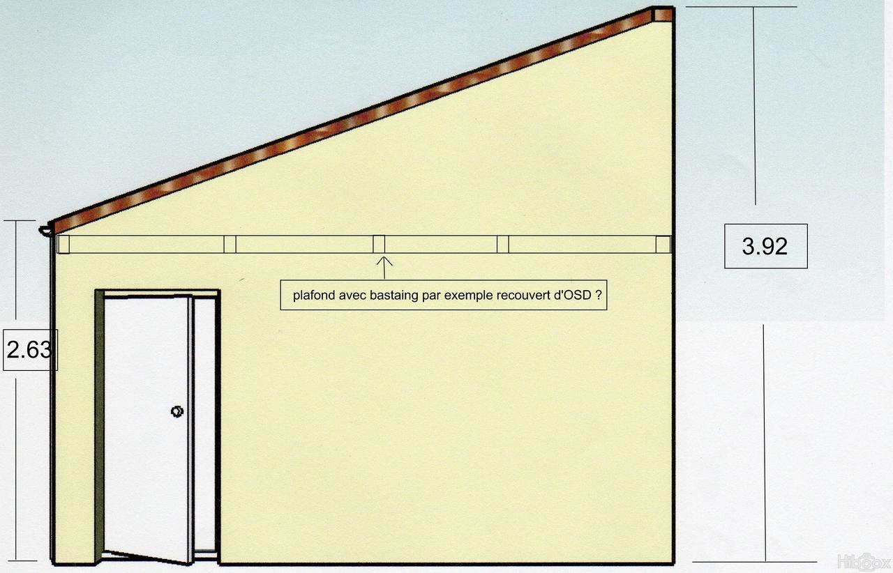 Comment faire ma charpente 45 messages - Comment construire son garage en parpaing ...