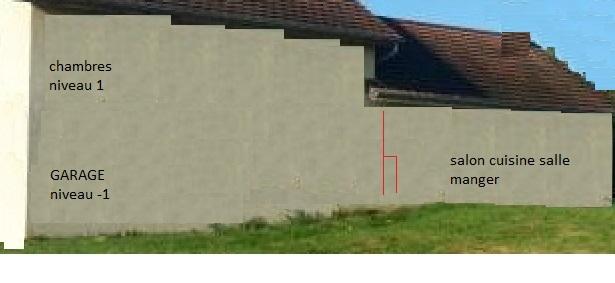 Fissure Verticale Sur Maison Voir Photos  Besoin DAide   Messages
