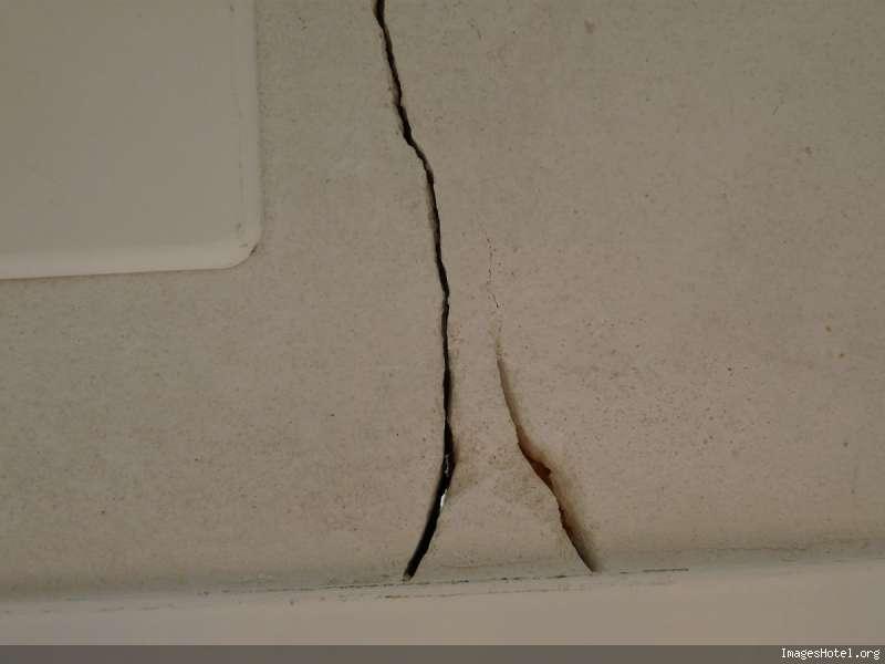 Fissures conception des linteaux inqui tude porche - Joint de dilatation mur ...
