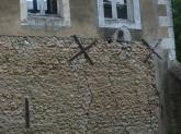 fissures sur mur en pierre 17 messages. Black Bedroom Furniture Sets. Home Design Ideas