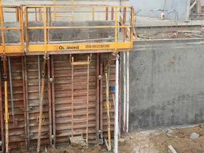 Fondation pour un mur avec une toupie au vu des distances 54 messages page 3 - Mur en beton banche ...