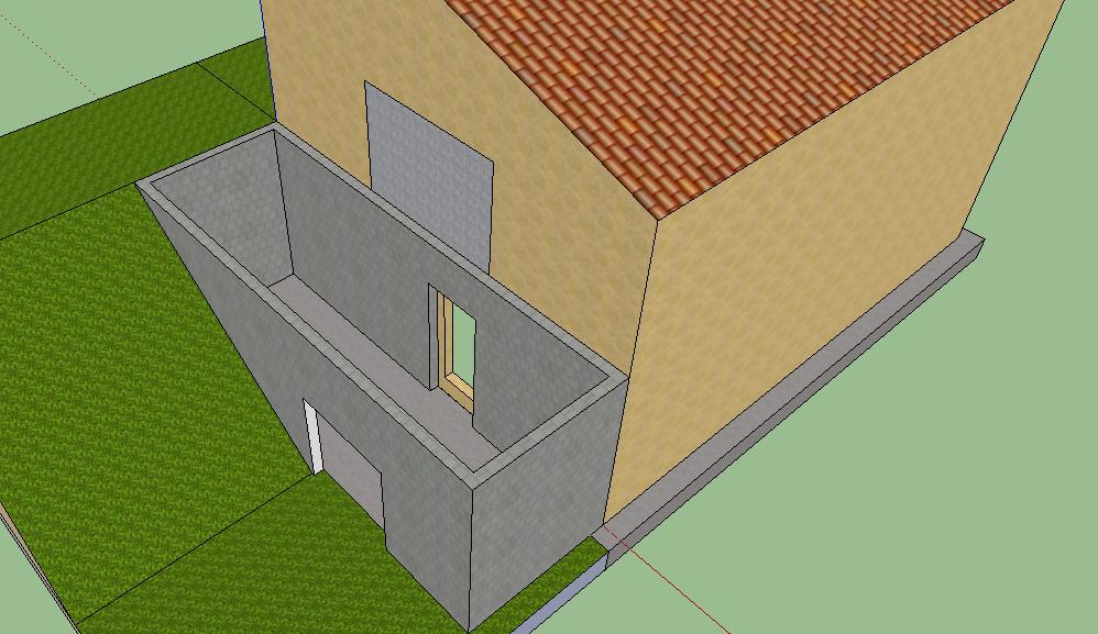 Fondations mur pour terrasse b ton 3m du sol 6 messages - Mur terras ...