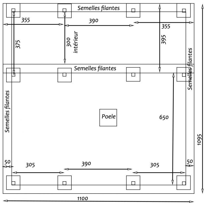 comment faire la fondation d une maison stunning petite aeration sur luarriere de la maison qui. Black Bedroom Furniture Sets. Home Design Ideas