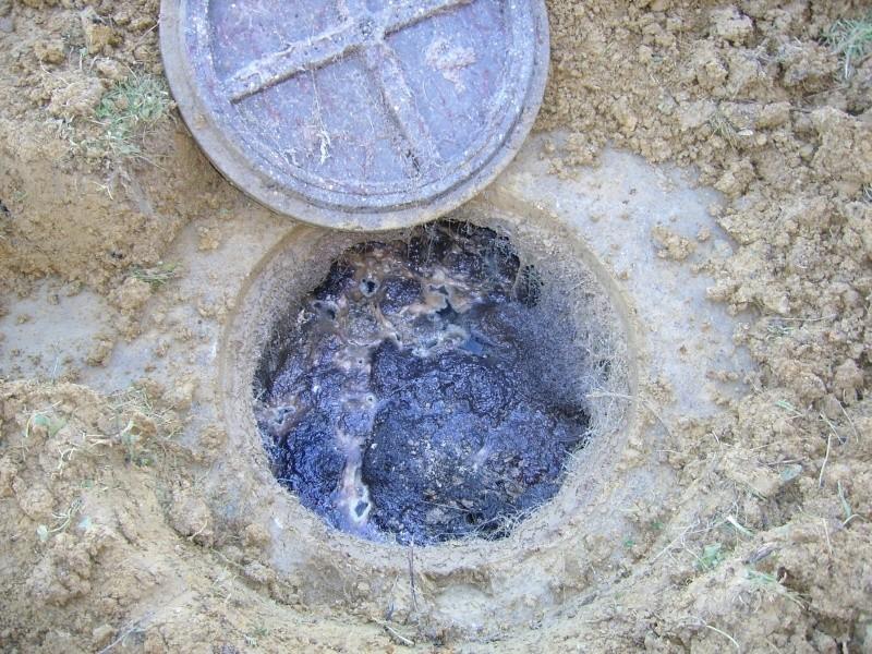 Cristaux de soude et fosse septique perfect installer sa fosse septique et son pandage drain - Cristaux de soude et vinaigre blanc ...
