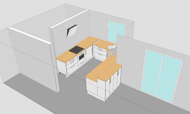 future maison en savoie demi niveau sur fort d nivell 13 messages. Black Bedroom Furniture Sets. Home Design Ideas