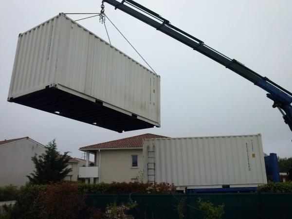 garage en container maritime 33 messages. Black Bedroom Furniture Sets. Home Design Ideas