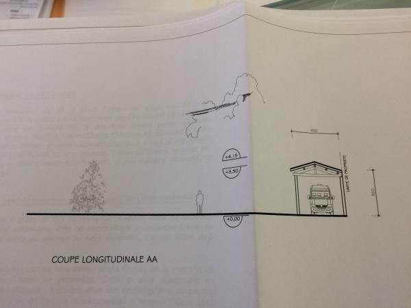 hauteur de construction abris camping car en limite de propri t 4 messages. Black Bedroom Furniture Sets. Home Design Ideas