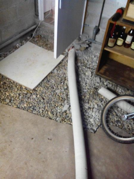 Maison Sans Vide Sanitaire Humidit Simple Les Sujets Du Soussol Et