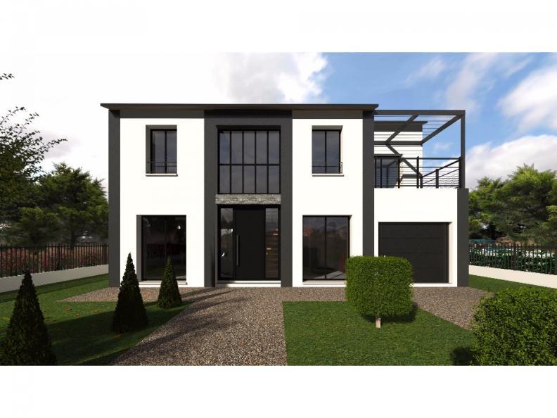 Maison blainville sur mer 162m2 habitables 170 utiles for Constructeur maison manche