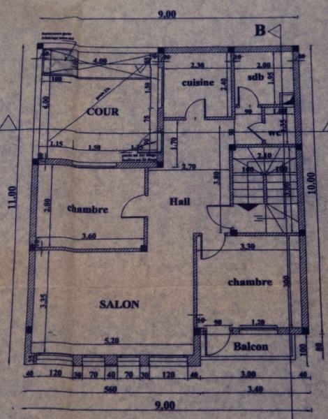 Plan de construction maison r 2 maroc for Logiciel plan maison 80m2