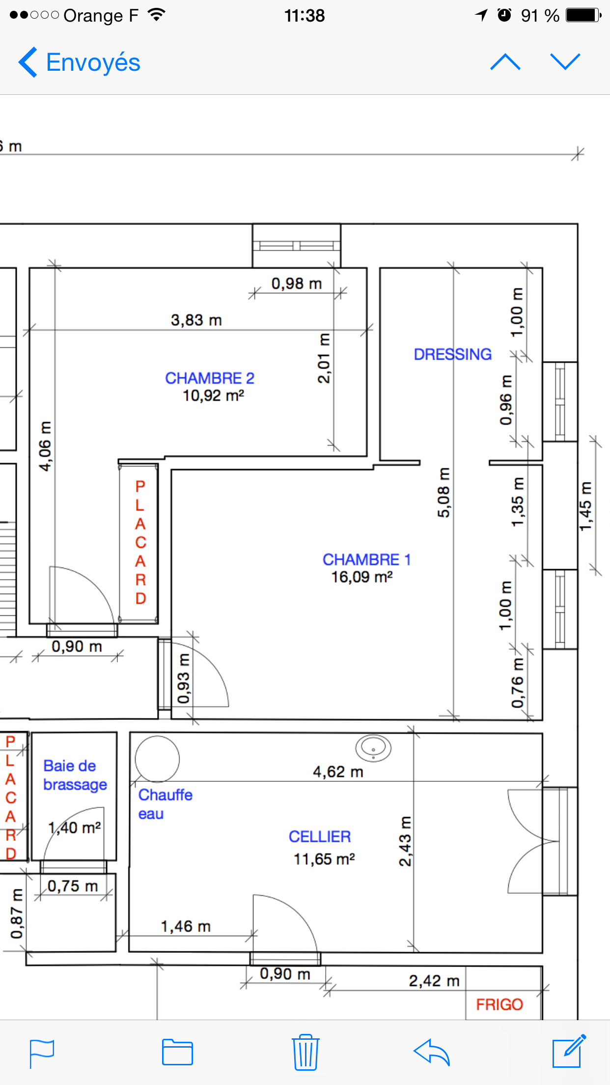 plan chambre dressing elegant esquisse d plan de maison avec chambres et dressing with plan. Black Bedroom Furniture Sets. Home Design Ideas