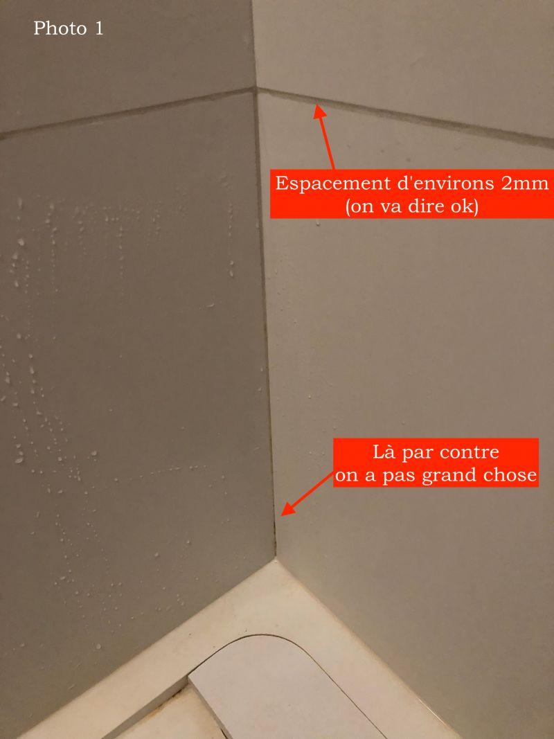 Norme Dtu Salle De Bain ~ application dtu 52 carrelage salle de bains 4 messages