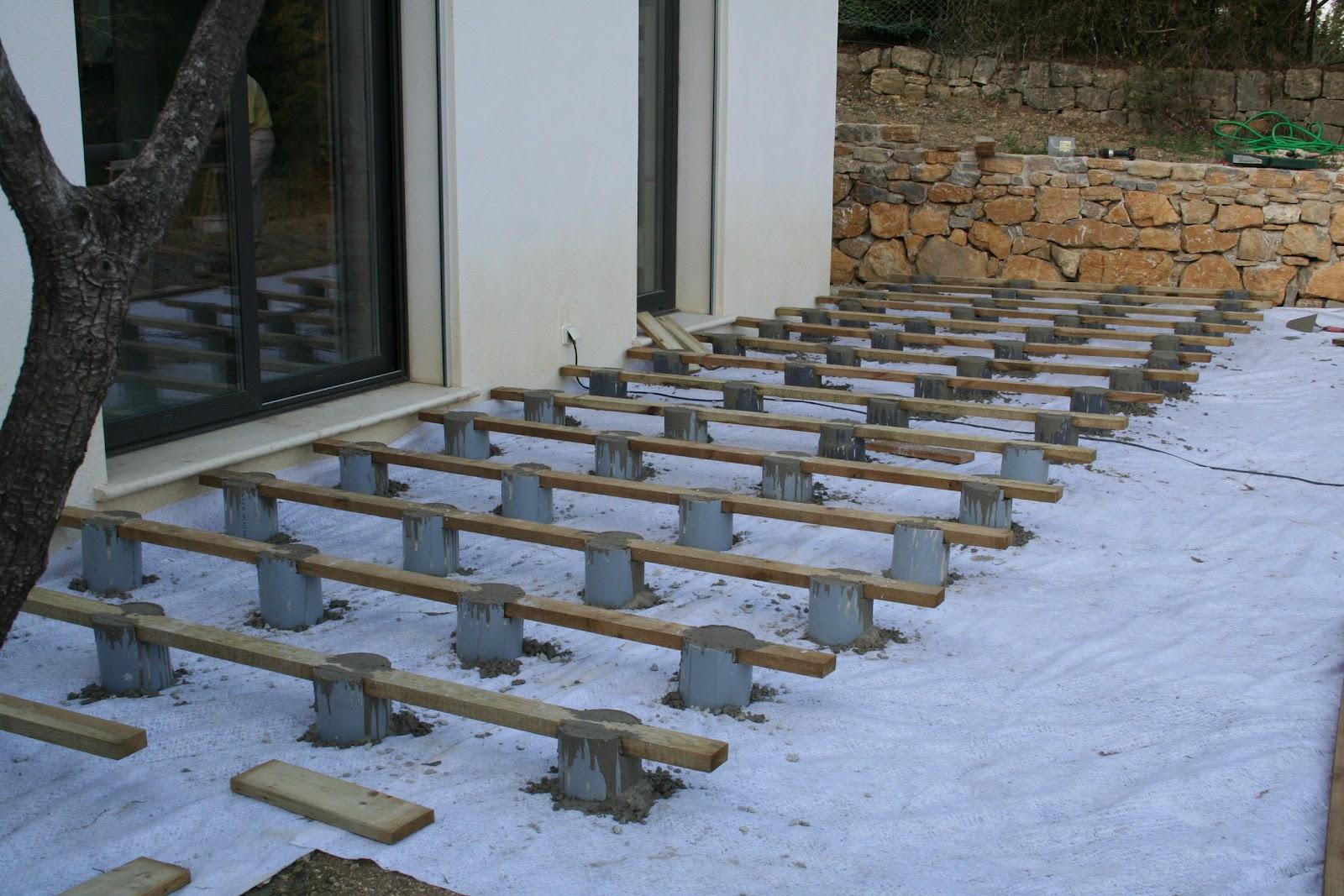 couler une dalle beton pour terrasse free couler une. Black Bedroom Furniture Sets. Home Design Ideas