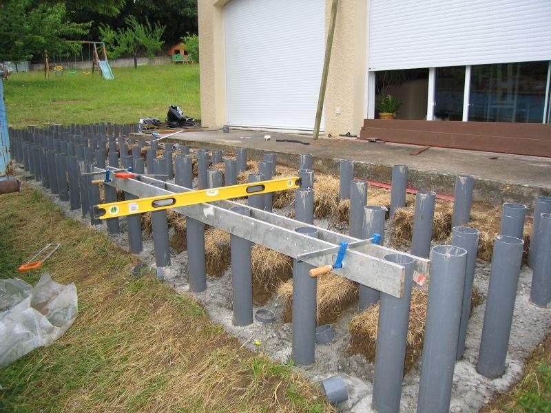 Faut Il Réparer Un Terrain Avant Construction De Terrasse