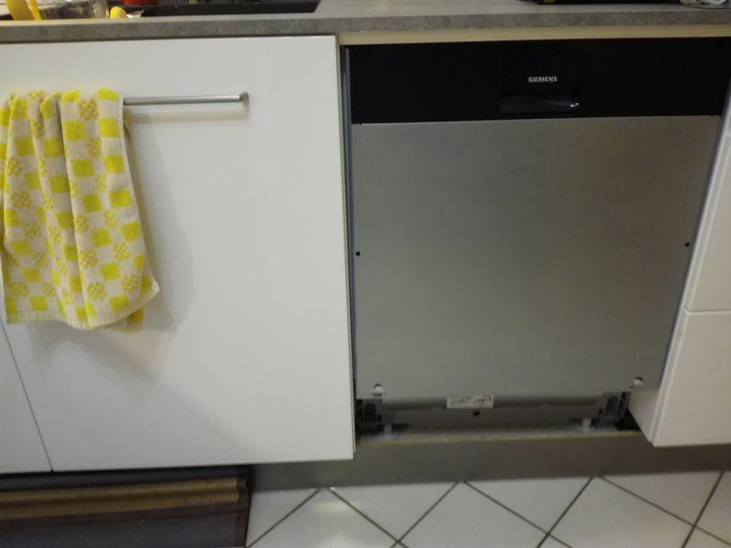 habillage lave vaisselle siemens full int grable 7 messages. Black Bedroom Furniture Sets. Home Design Ideas